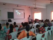 Workshop for Academicians at St Stanley Engineering college for Women.