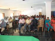 Workshop for Academicians at KLR College of Engineering & Technology