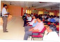 Workshop for Academicians at Tekkali, Srikakulam