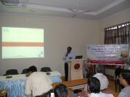 Workshop for Academicians at Pragati Engineering College